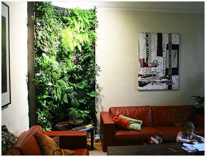 sp cialiste du mur v g tal int rieur mur v g talis neogarden. Black Bedroom Furniture Sets. Home Design Ideas