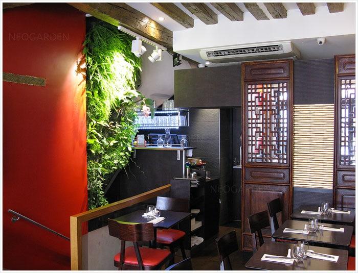 restaurant vietnamien mur vegetél 700x535