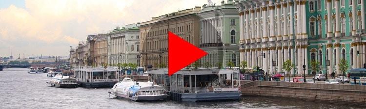 Retour à Saint-Petersbourg (Vlog)