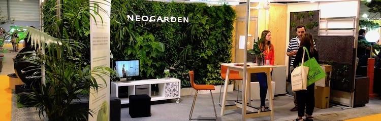 Neogarden au Salon du Végétal de Nantes