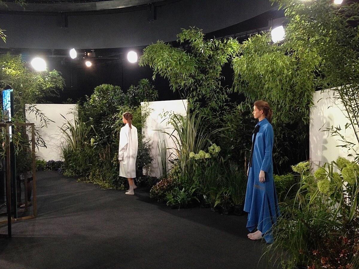 Scénographie végétale événementielle