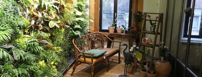 maison ecologique en campagne