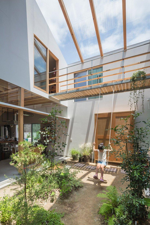 architecture nature au japon