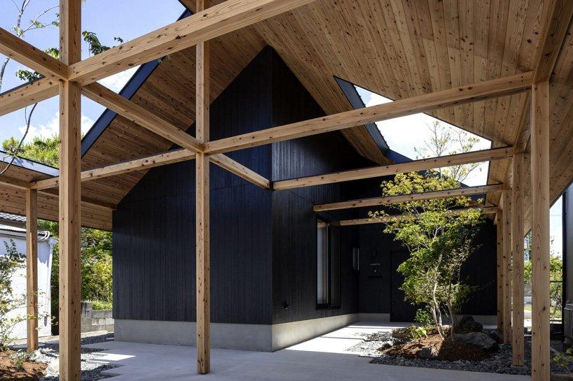 Maison d'architecte au Japon