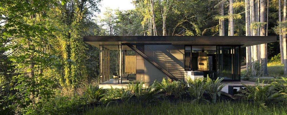 maison nature- une maison d'architecte qui aime la nature