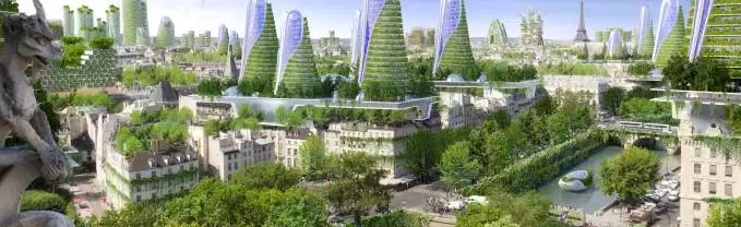 L'agriculture urbaine verticale selon Vincent Callebaut